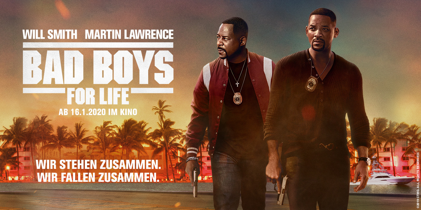 Bad Boys 3 Kino