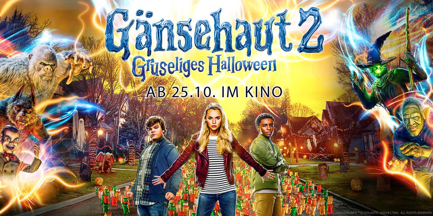 Gänsehaut 2: Gruseliges Halloween