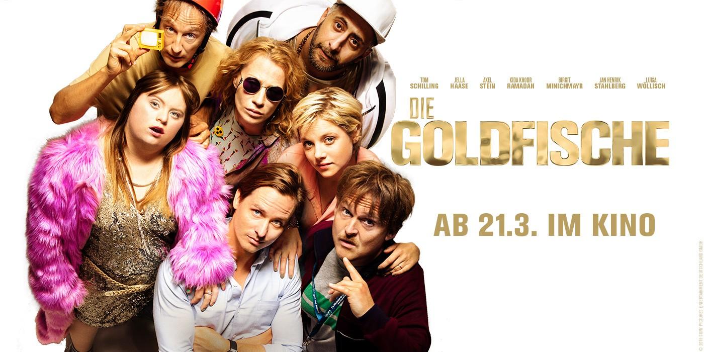 Die Goldfische Film