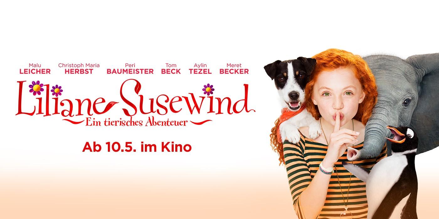 Kinofinder - Liliane Susewind - Ein tierisches Abenteuer ab 10.05 ...