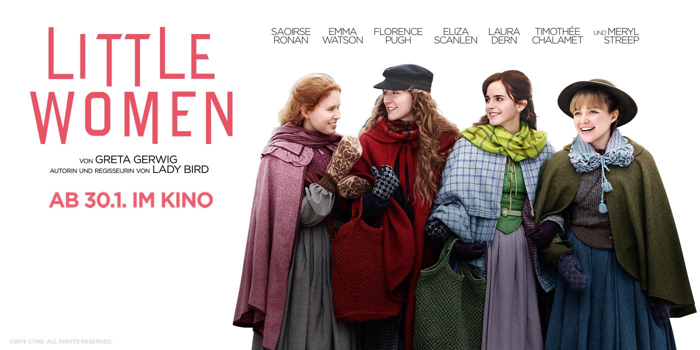 Little Women Kino Deutschland