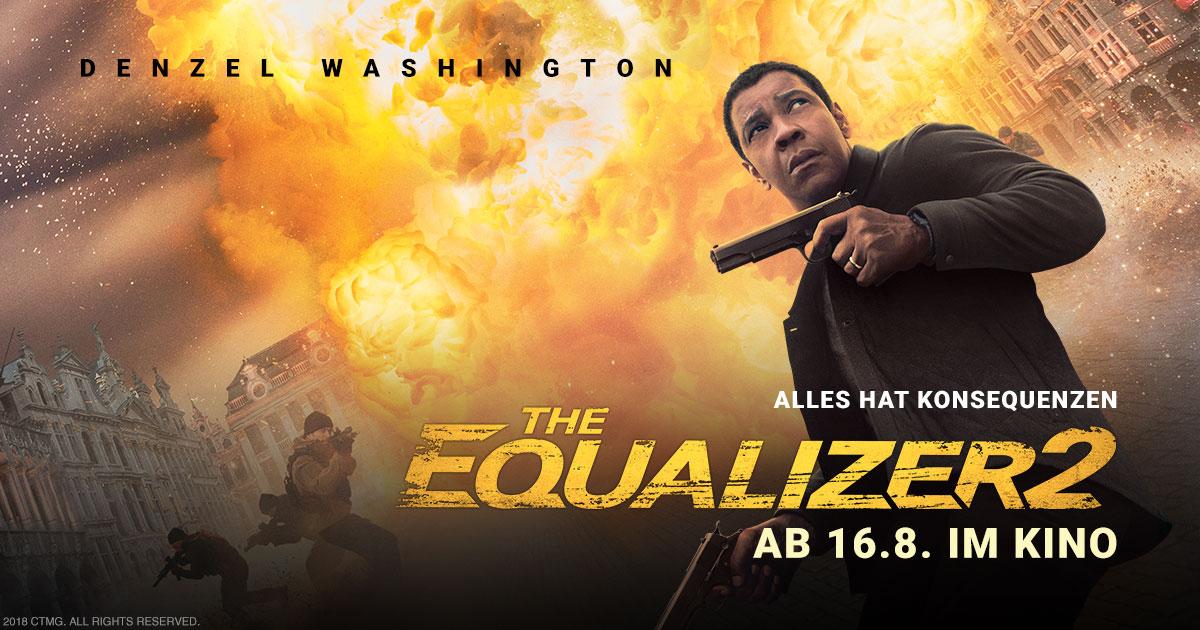 The Equalizer 2 Produzenten